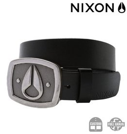 Nixon NIXON Monument Belt Black