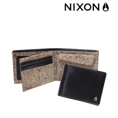 NIXON Torino Big Bill Tri Cork / Black