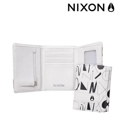 NIXON Showbizz P12 White