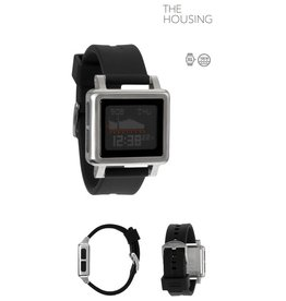 Nixon NIXON  The Housing  silver / black