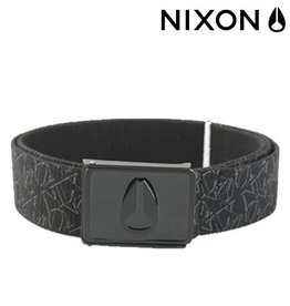 Nixon NIXON Enamel Wings Belt Philly Black