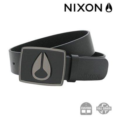 NIXON Enamel Icon Belt All Black