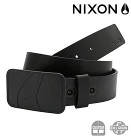 Nixon NIXON Badge Belt ALL BLACK