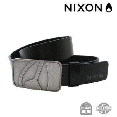 NIXON Badge Belt black