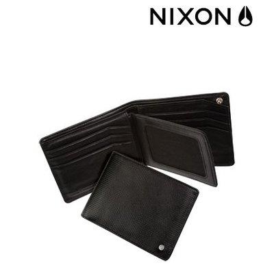 NIXON Pass Bi - Fold black