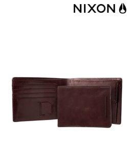 Nixon * NIXON Bastrop Bi - Fold brown