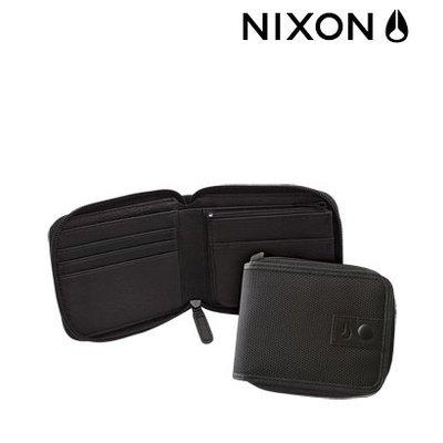 NIXON Yarrow Zip -Bi Fold black