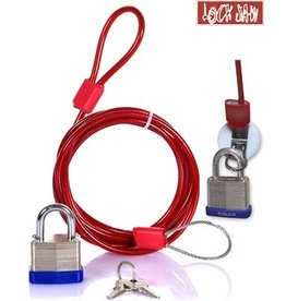 Lock Jaw Lock Jaw - Leash plug Lock