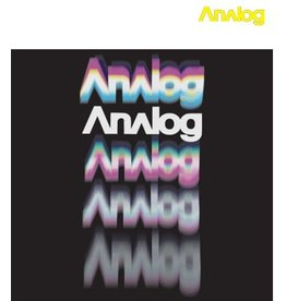 Analog Analog - Raver black T-shirt
