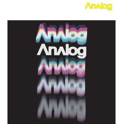 Analog - Raver black T-shirt