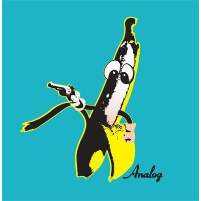 Analog - Bananalog s/s T-shirt