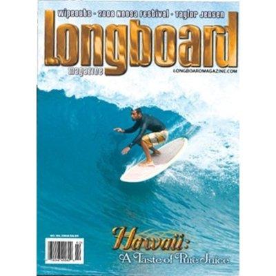 Longboard magazine Hawaii  Volume 16, Number 2