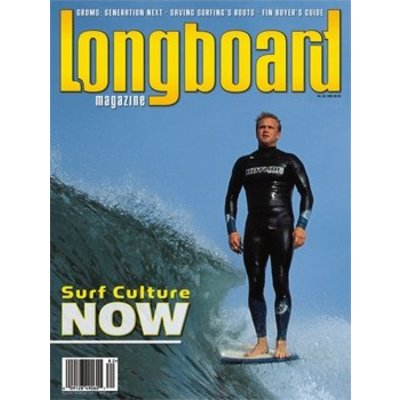 Longboard magazine Surf Culture NOW volume 13 # 1