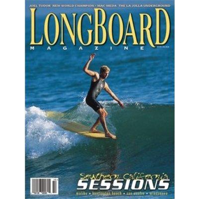 Longboard magazine  Sessions volume 12 # 6
