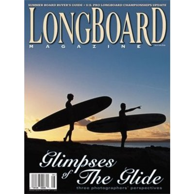 Longboard magazine Glimpses of The Glide volume 12 # 5