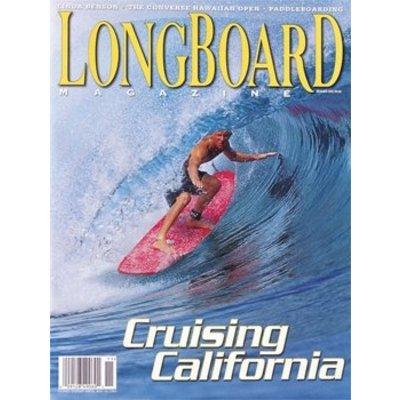 Longboard magazine Cruising California volume 11 # 6