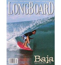 Longboard magazine Longboard magazine Baja volume 11 # 3