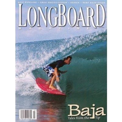 Longboard magazine Baja volume 11 # 3