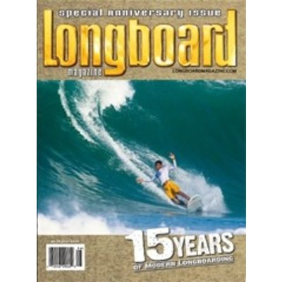 Longboard magazine # 96 2007