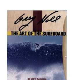 Books Art of the Surfboard