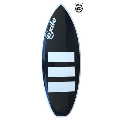 Exile - Subsonic™ Surf Style Wakesurfer 4'6""