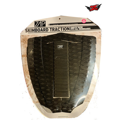 ZAP - Deluxe Tail Pad Black