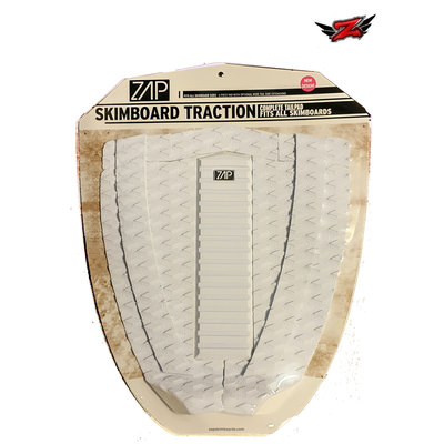ZAP - Deluxe Tail Pad White