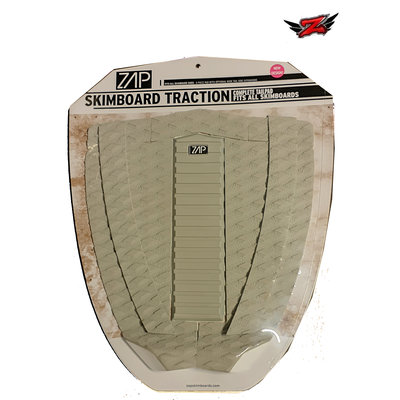ZAP - Deluxe Tail Pad Grey