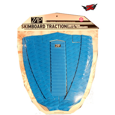 ZAP - Deluxe Tail Pad Blue