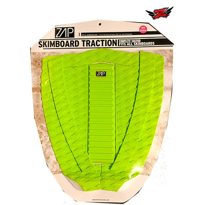 ZAP - Deluxe Tail Pad Green
