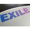 Exile Exile - Blairacuda  Double Carbon  M Silver