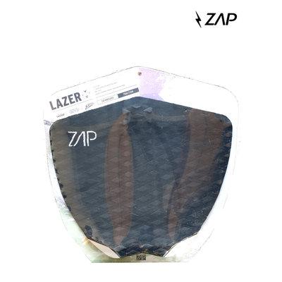 ZAP - LAZER tailpad   Black