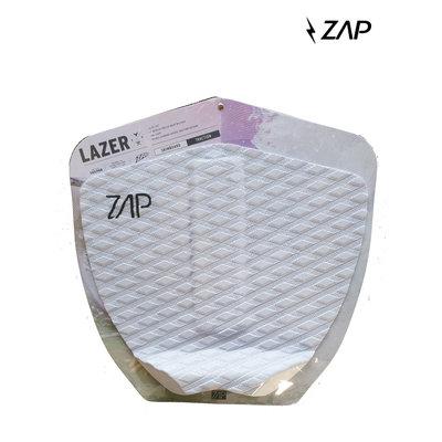ZAP - LAZER tailpad   White