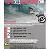Exile Exile - Dude! Cruise 48  -Orange & white stripes