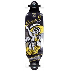 Sector 9 Sector 9 - Ginger - DHD