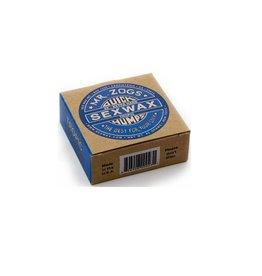 Sex Wax Sexwax - Quick Humps Blue label 6x tropical  basecoat- 4pcs
