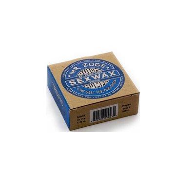 Sexwax - 4pcs - Quick Humps Blue label 6x tropical  basecoat