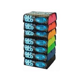 Sticky Bumps Sticky Bumps Retro colors  7- pack.