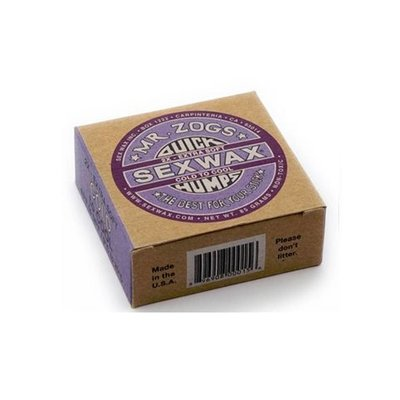 Sexwax - 4 pcs - Quick Humps Purple label 2x cold to cool
