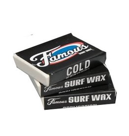 Famous Famous Surf Wax Cold 4 pcs.