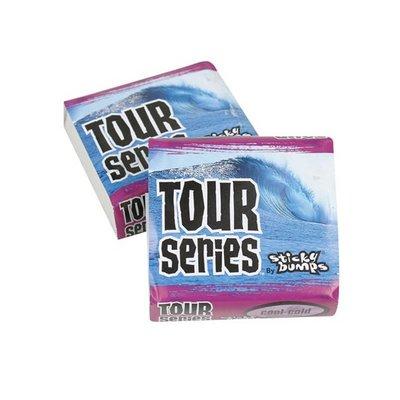 Sticky Bumps Tour Series cool / cold 4 pcs.