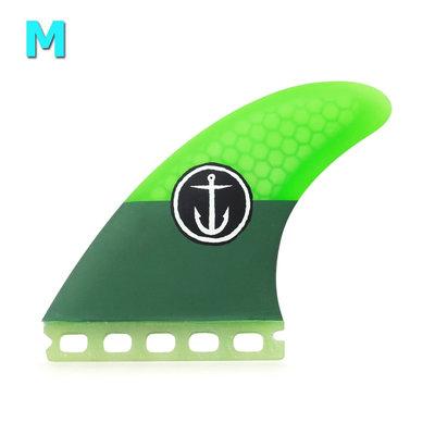 Captain Fin -CF medium  ST  Green