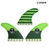 Captain Fin Co. Captain Fin -CF medium  ST  Green