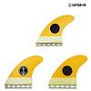 Captain Fin Co. Captain Fin - CF PIVOT  L   ST  orange