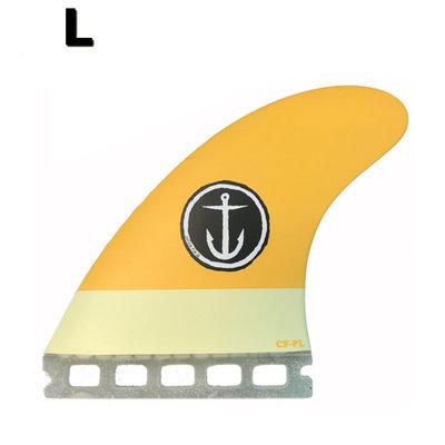 Captain Fin - CF PIVOT  L   ST  orange