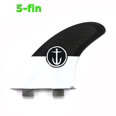 Captain Fin - CF 5 FIN LARGE- TW