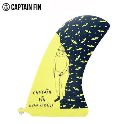 Captain Fin  - EVAN ROSSELL HF 10