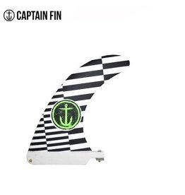 "Captain Fin Co. Captain Fin - Slasher ""STRIPES"" 6.5"""