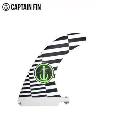 "Captain Fin - Slasher ""STRIPES"" 6.5"""