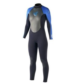 Xcel Xcel - GCS 3/2 mm L/S womens full suit